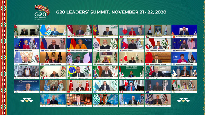 G20 seeks to help poorest nations deal with pandemic
