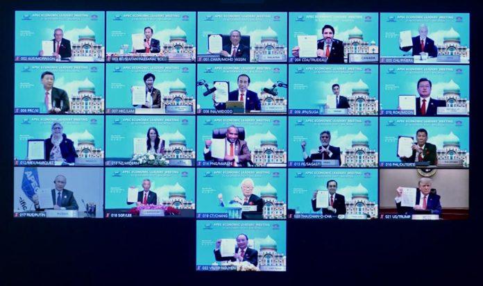 APEC luncurkan Visi Putrajaya 2040