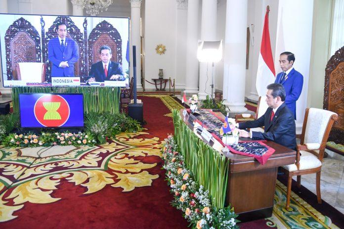 Regional Comprehensive Economic Partnership signed after one decade