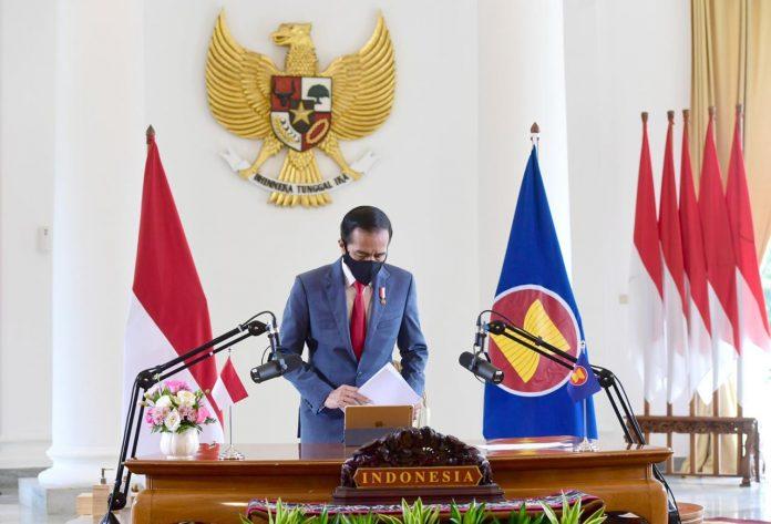 Digital economy restores ASEAN economy: RI's president