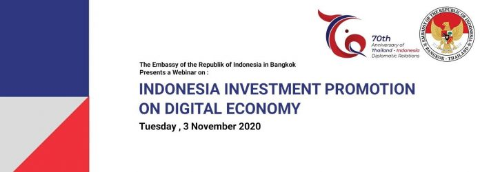 Indonesia offers Thailand digital economy investment opportunities