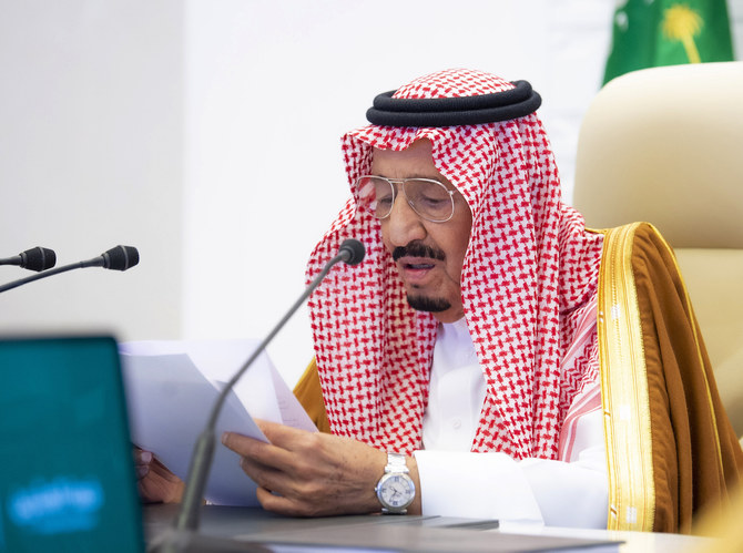King Salman highlights G20 presidency to realize opportunities for all