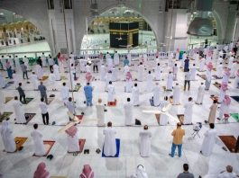 10,000 foreign pilgrims arrive on first day of third phase of umrah resumption