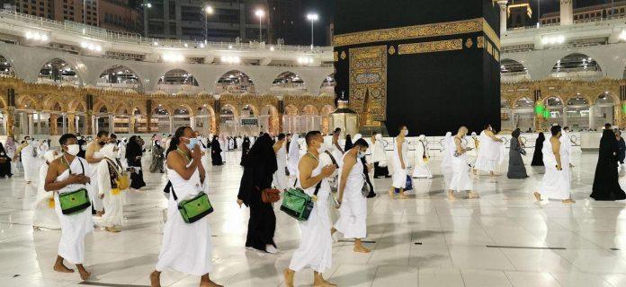 Over 400,000 people perform umrah since reopening