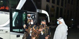 Nearly 790.000 pilgrims perform rituals since umrah resumption