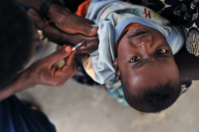 Indonesia's polio vaccine listed under WHO emergency use
