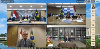 Indonesia-Brazil discuss economic cooperation enhancement in bilateral consultation forum