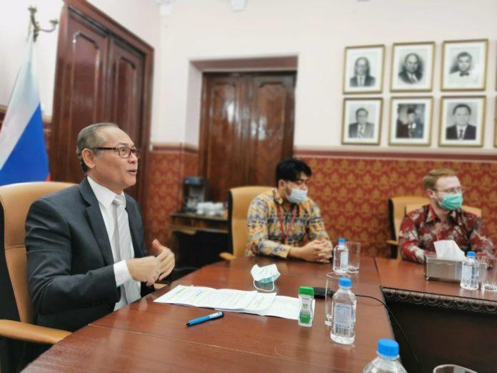 'Indonesia-Russia Youth Association' jembatani pemuda dua negara
