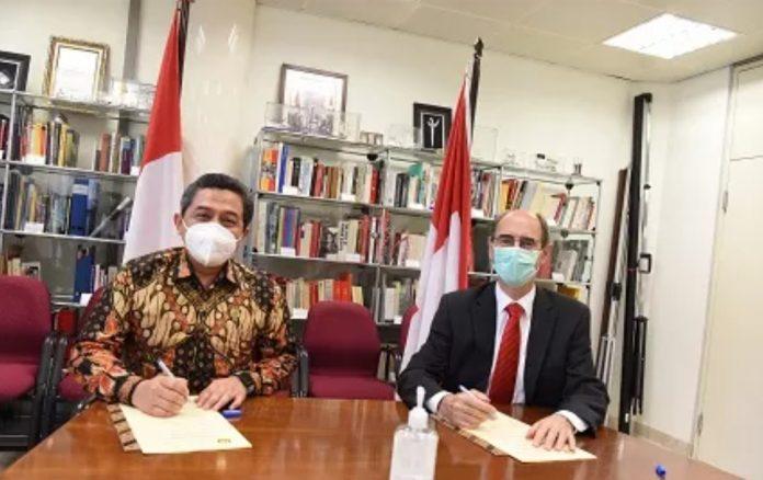 Indonesia-Switzerland sign project document on renewable energy development