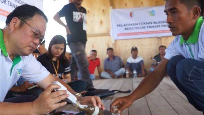 Misi pertanian Taiwan bantu masyarakat Kabupaten Sigi, Sulteng