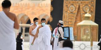 Over 4.5 million pilgrims visit Two Holy Mosques since Oct. 4