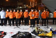 Indonesian rescuers end search for remains of Sriwijaya Air SJ182