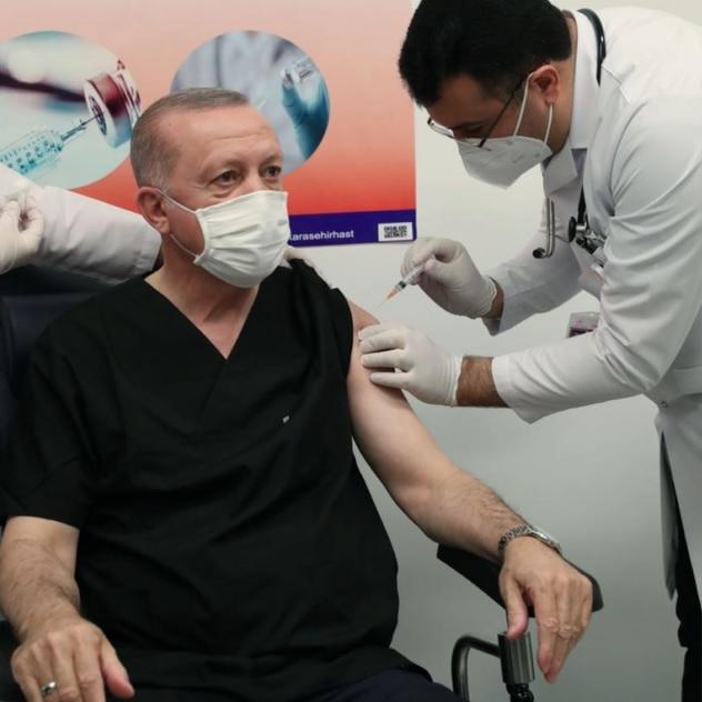 COVID-19 – Turki luncurkan vaksinasi massal