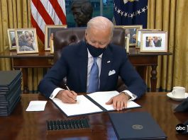 Presiden Biden hapus larangan perjalanan dari negara Muslim dan Afrika