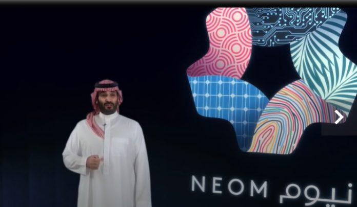 Arab Saudi luncurkan kota modern nol karbon berpenduduk 1 juta