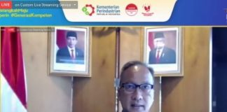 Industri manufaktur Indonesia di level ekspansif saat pandemik