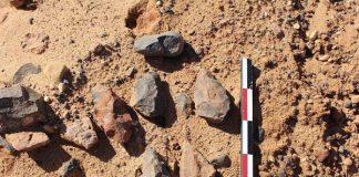Perkakas berusia 200.000 tahun dari Zaman Batu ditemukan di Qassim Arab Saudi