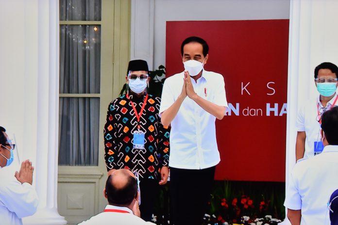 COVID-19 – Indonesia starts massive vaccination program