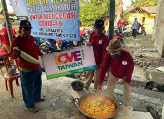 Misi Pertanian Taiwan bantu masyarakat Indonesia di masa pandemik