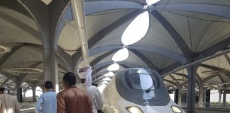Kereta Haramain Saudi akan kembali beroperasi sebelum Ramadhan