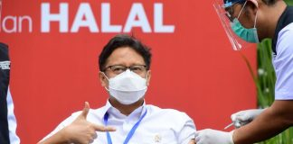 COVID-19 – Over 1 million Indonesian health workers vaccinated