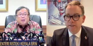 Indonesia, UK establish interdisciplinary consortium