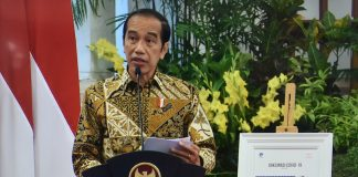 Indonesian president launches digital connectivity program 2021