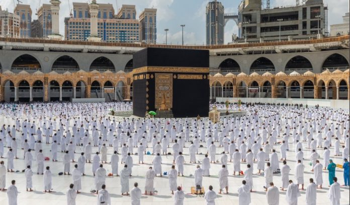 Over 7.5 million pilgrims, worshipers perform rituals at Grand Mosque in 4 months
