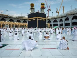 Saudi Arabia serves 100,000 foreign pilgrims during umrah service resumption