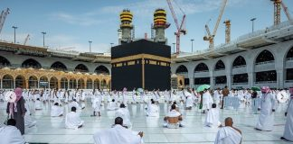 Saudi Arabia serves 100,000 foreign pilgrims during umrah service resumption