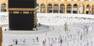 700,000 umrah pilgrims safely return to home countries during pandemic