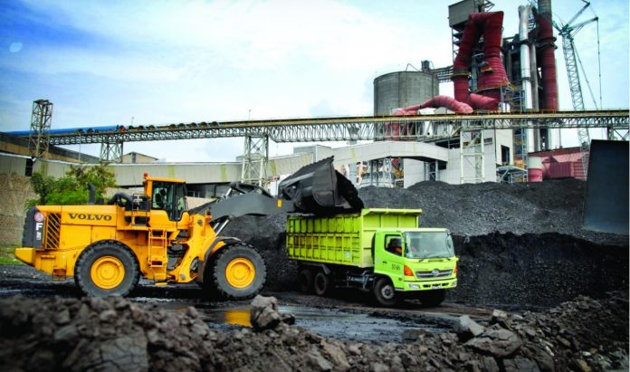 Indonesia's coal price in March falls to 84.49 USD per ton