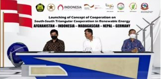Indonesia initiates renewable energy cooperation with four countries
