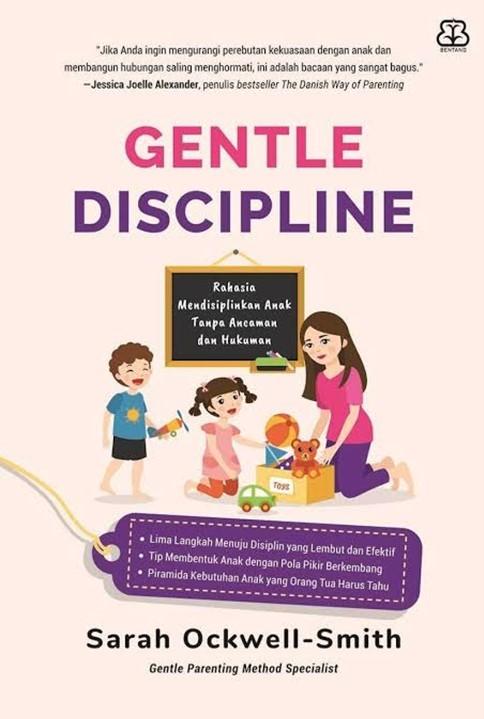 Rahasia Mendisiplinkan Anak Tanpa Ancaman dan Hukuman