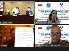 Indonesian, Japanese educational institutes collaborate on vaccine research