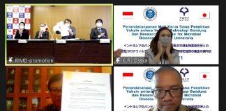 ITB-Universitas Osaka kerja sama penelitian vaksin