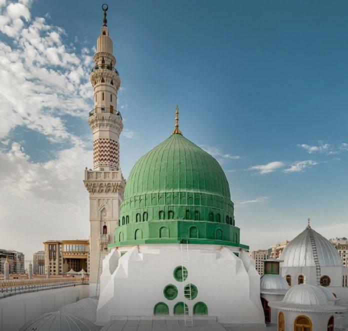 Lebih 1.400 pekerja sterilkan Masjid Nabawi