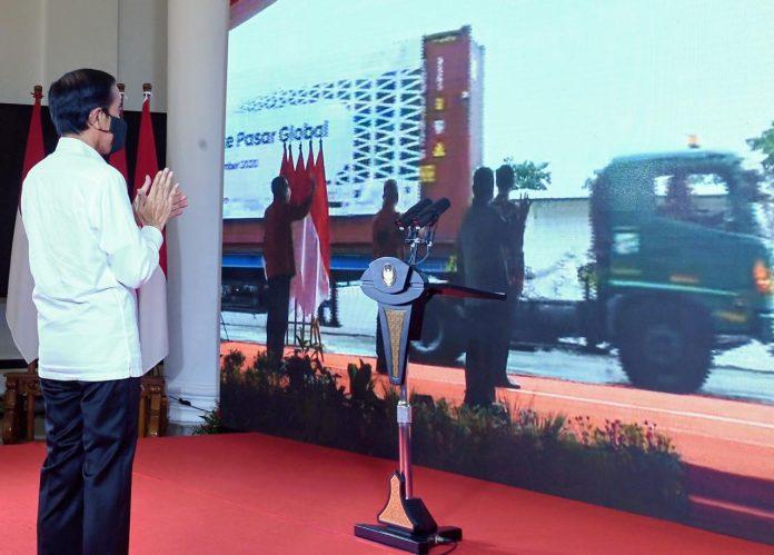 90 persen permintaan mobil di Indonesia dipasok dari pabrik dalam negeri