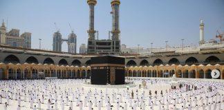 Penduduk Saudi berusia 70 tahun dapat menunaikan umroh