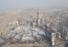 Saudi gov't reconstructs six Islamic historical sites in Makkah