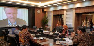 Indonesia siap sebagai ketua bersama konferensi perubahan iklim bersama Inggris