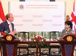 Perdagangan Indonesia-Inggris 2,24 miliar dolar AS pada 2020