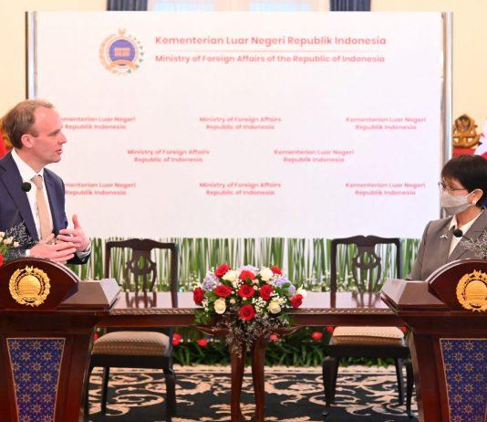 Indonesia-Inggris tandatangani nota kesepahaman 'counter terrorism'