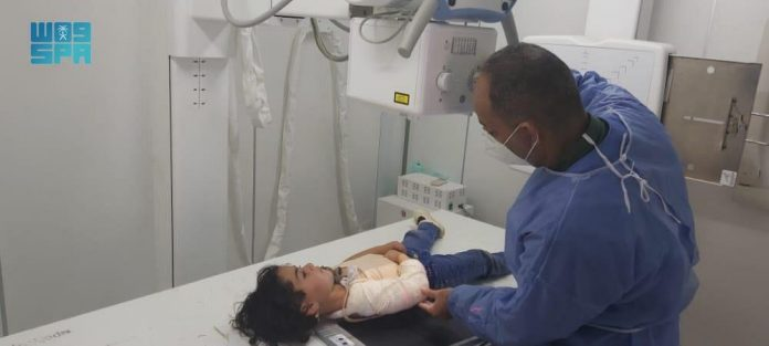 Badan kemanusiaan Arab Saudi berikan bantuan medis bagi pengungsi Suriah