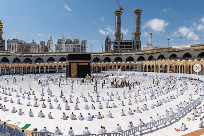 Umrah permit, visit to Two Holy Mosques only for vaccinated people