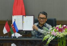Indonesia, Azerbaijan sign MoU on energy development
