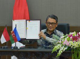 Indonesia, Azerbaijan sign MoU on energy development