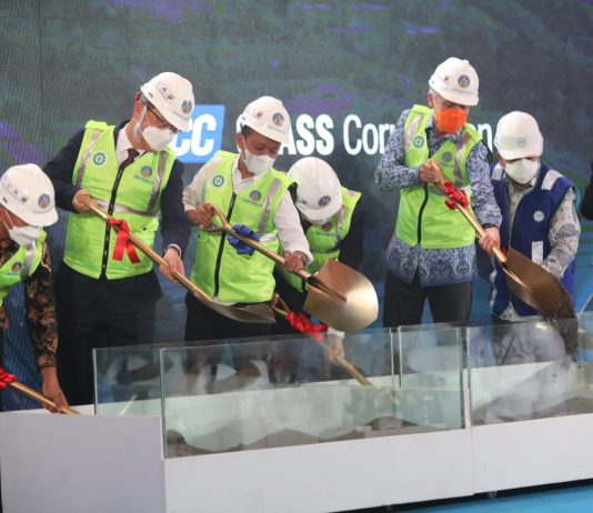 Largest glass factory in S.E. Asia to be built in Indonesia's industrial estate