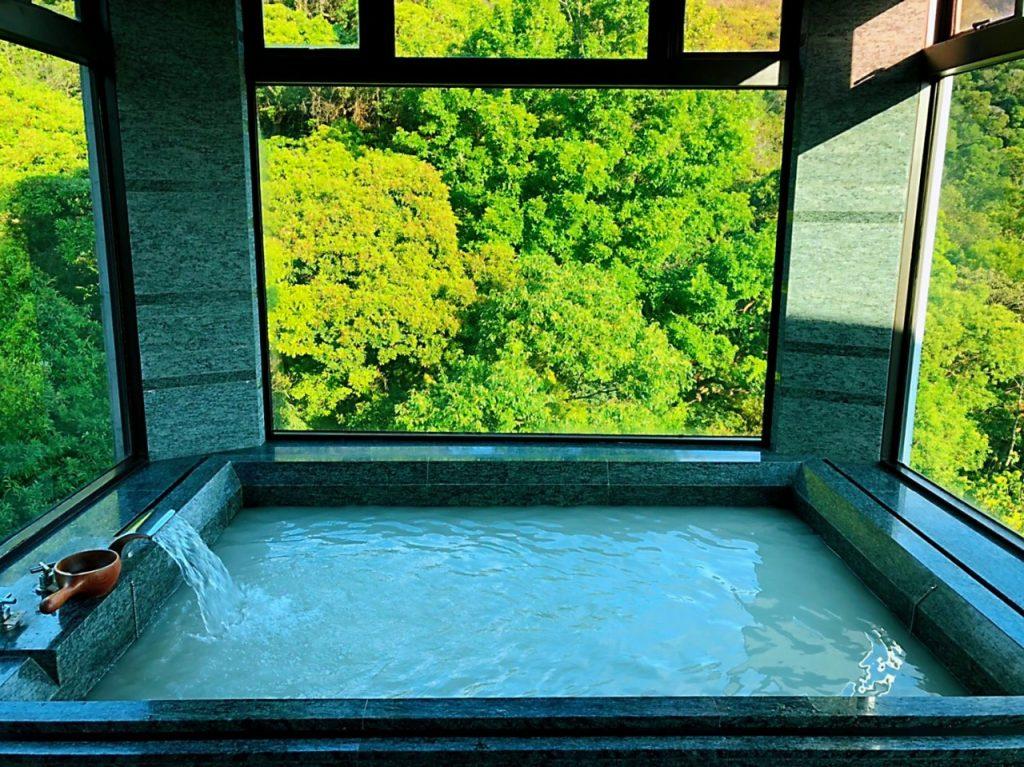 Enjoying Taiwan's hot springs during winter