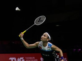 Taiwanese shuttler who also has doctoral degree